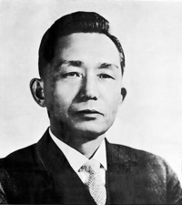 President Park Chung-hee