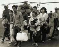 Saigon Vietnamese_refugees_on_US_carrier,_Operation_Frequent_Wind
