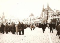MoscowRed Square 1965