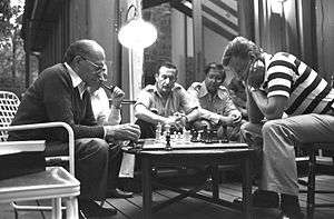 Camp David Begin_Brzezinski_Camp_David_Chess