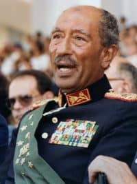 a history of the assassination of the egyptian president anwar sadat Egyptian president anwar el-sadat assassinated on october 6, 1981, egyptian president anwar el-sadat was shot by muslim extremists during a military parade commemorating the 1973 yom kippur war against israel in the first hours following the shooting, while sadat lay in a hospital, the cbs news bureau in cairo tries to make.