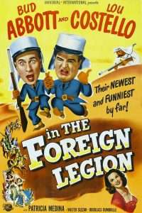Pak Abbott and Costello in the Foreign Legion _1950_ v2