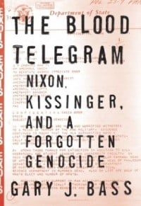Blood Telegram Book
