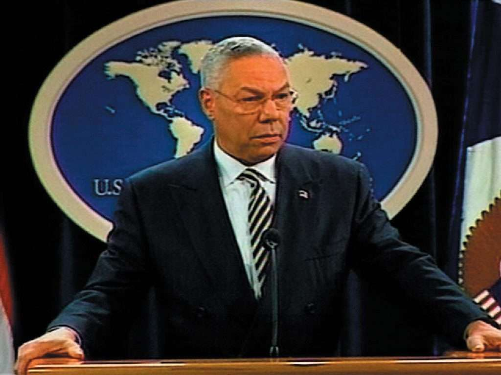state colin powell
