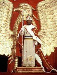 Coronation of Emperor Bokassa I