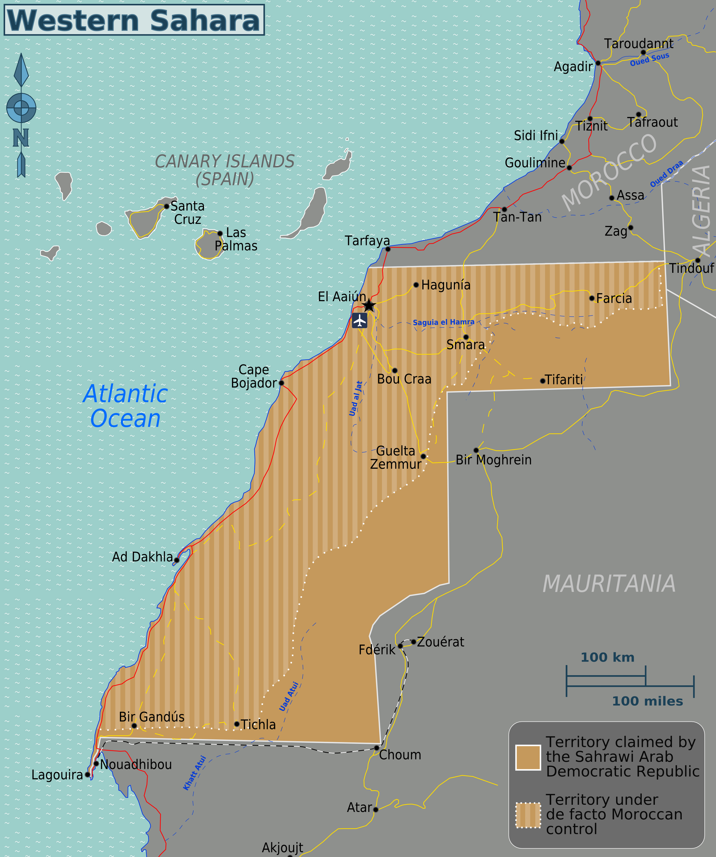 The Unending Quest for SelfDetermination in Western Sahara
