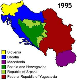 Short essay on the ethnic conflicts in the former yugoslavia