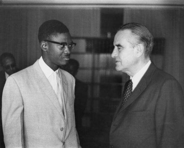 Harriman And Lumumba