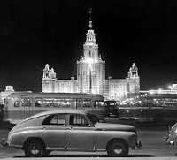 moscow 1950s