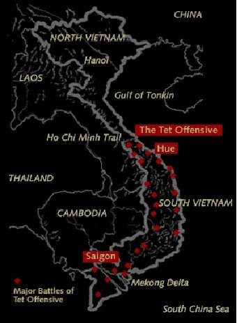 4. Let's talk about the Tet Offensive