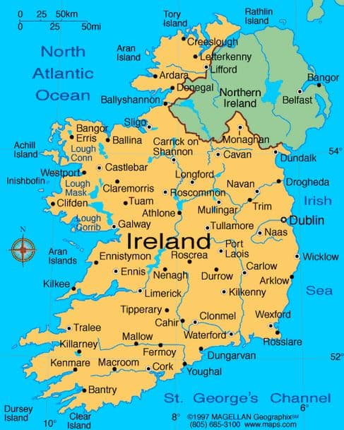 northern ireland essay Originally, i wanted to visit northern ireland to see two sites, but sadly, i missed out on both of them the first item on my list was the carrick-a-rede rope bridge.