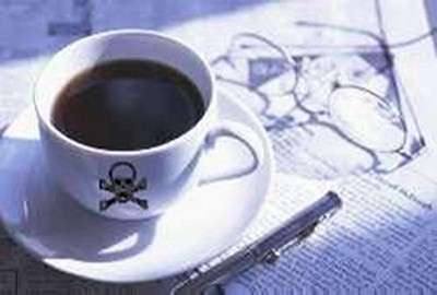 poisonous coffee