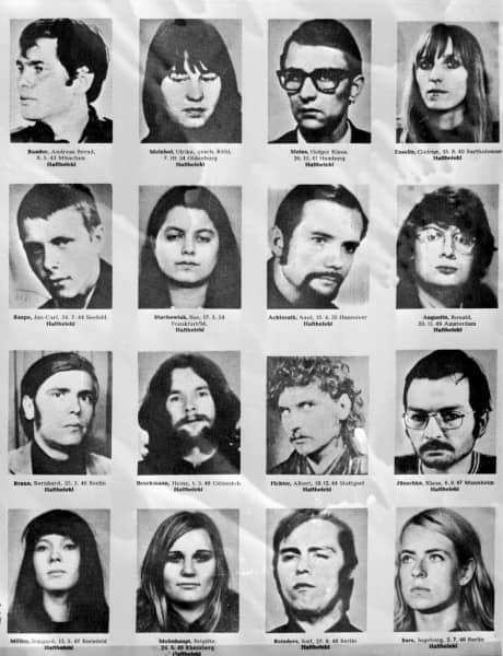 red-army-faction-mug-shots