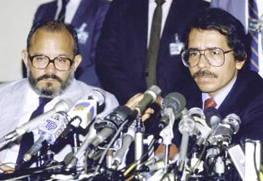 d'escoto and ortega