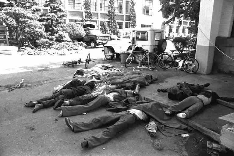 The 1980 Kwangju Massacre And The Surge In Anti
