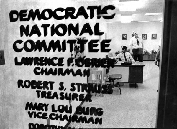 watergate DNC offices
