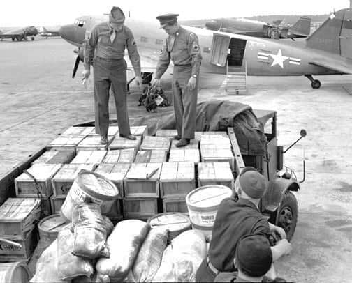 An overview of the berlin blockade of 1948