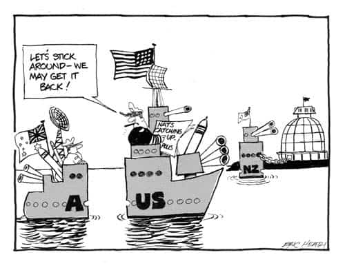 ANZUS cartoon