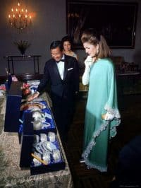 The Enigmatic Jackie Kennedy - Association for Diplomatic