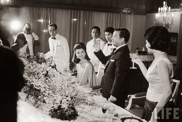 Jacqueline Kennedy Visits Cambodia and Angkor Wat, November 1967 (8)