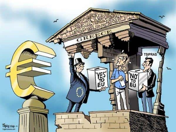 The Greek Debt Crisis - How Did It Get Here? - Association