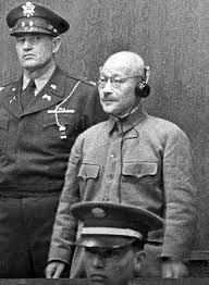 tojo on trial