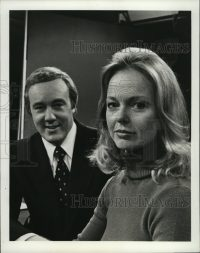 Margaret Osmer and Steve Bell, 1975, Good Morning America