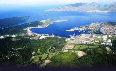 subic bay info essay Subic bay freeport zone (sbfz), which is known simply as subic bay, is the philippines' first successful case of a military base converted through volunteerism into a tax- and duty-free zone similar to hong kong andshow more content currently upgrading its port facilities through the subic .