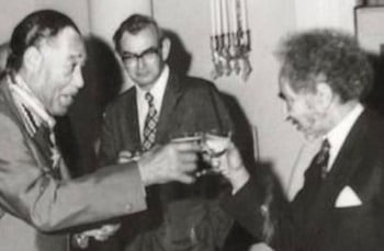 duke-ellington-toasts-with-emperor-haile-selassie