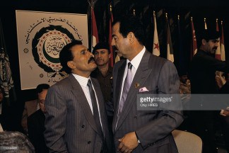 saleh and saddam