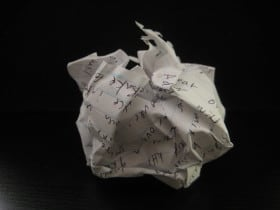 crumpled_paper_ball_writing_by_simfonic-d388c03