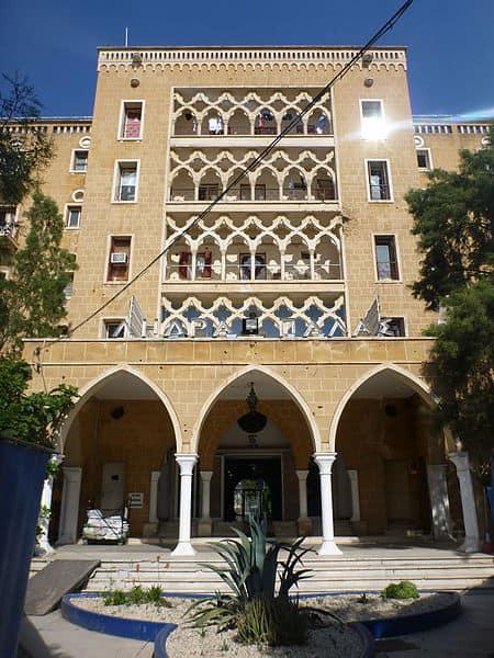 Ledra Palace (2012) James Humpheys | Wikipedia