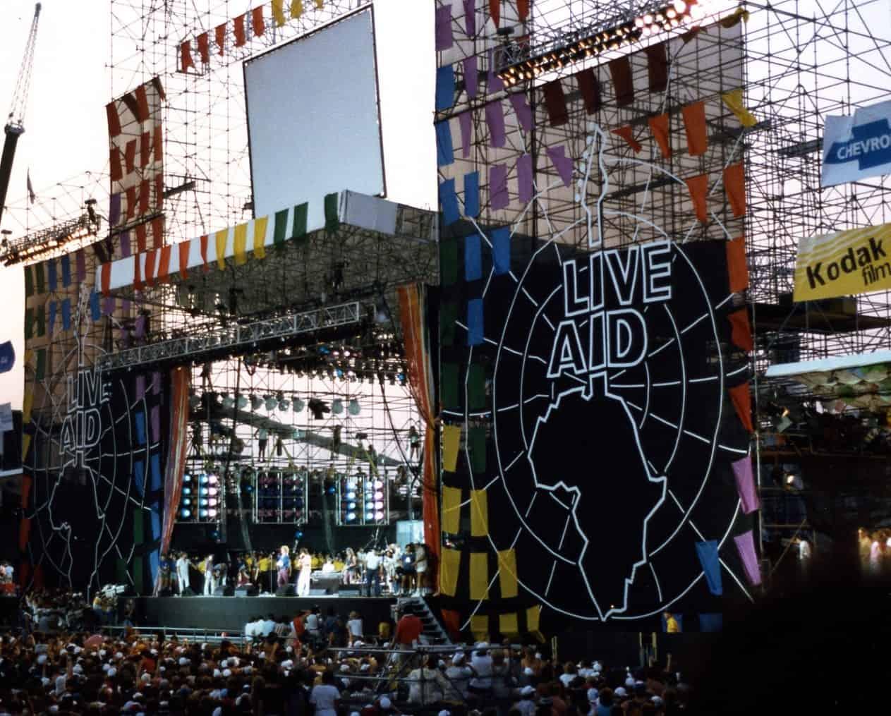 Live Aid Concert (1985) Squelle |  Wikipedia
