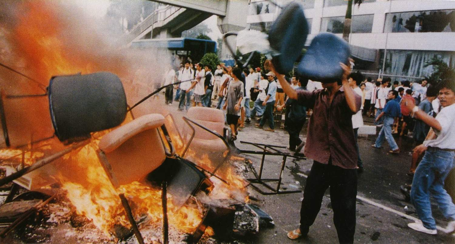 Jakarta Riot (1998) | Office of the Vice President of The Republic of Indonesia | Wikipedia