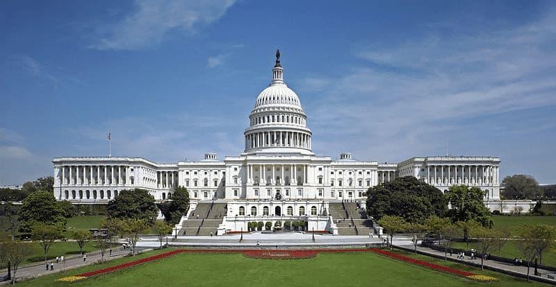 U.S. Capitol Building Wikimedia Commons