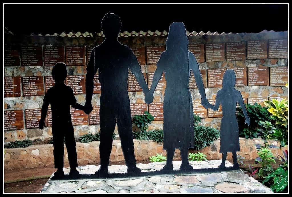 El Mozote Massacre Memorial (2008) John Flannigan | Flickr