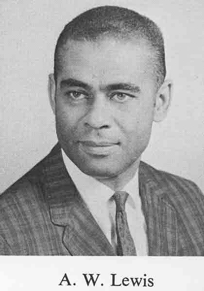 Ambassador Arthur W. Lewis