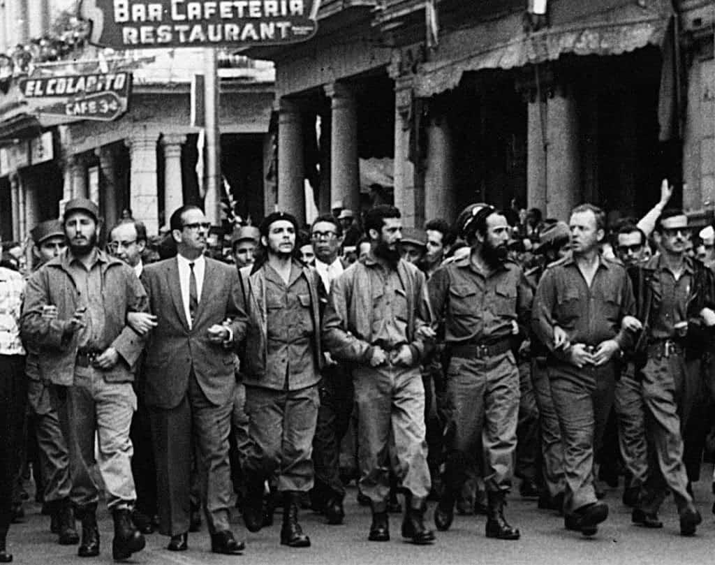 La Coubre March (5 March, 1960) Unknown Author|Museo Che Guevara (Centro de Estudios Che Guevara en La Habana, Cuba)
