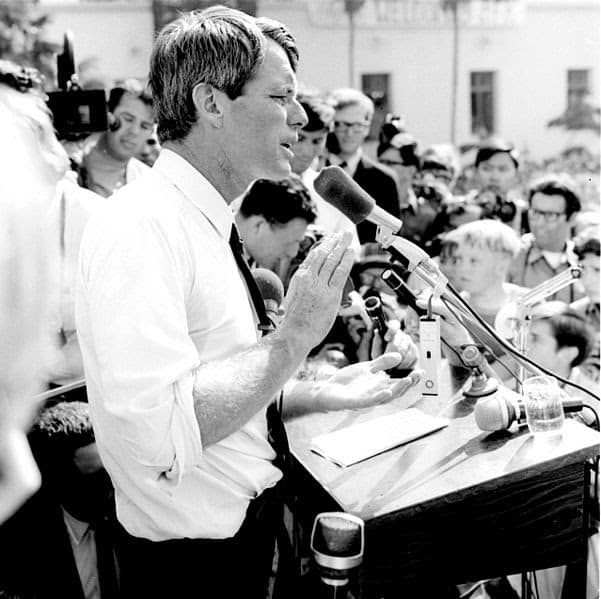 Robert Kennedy (1968) Evan Freed|Personal Collection