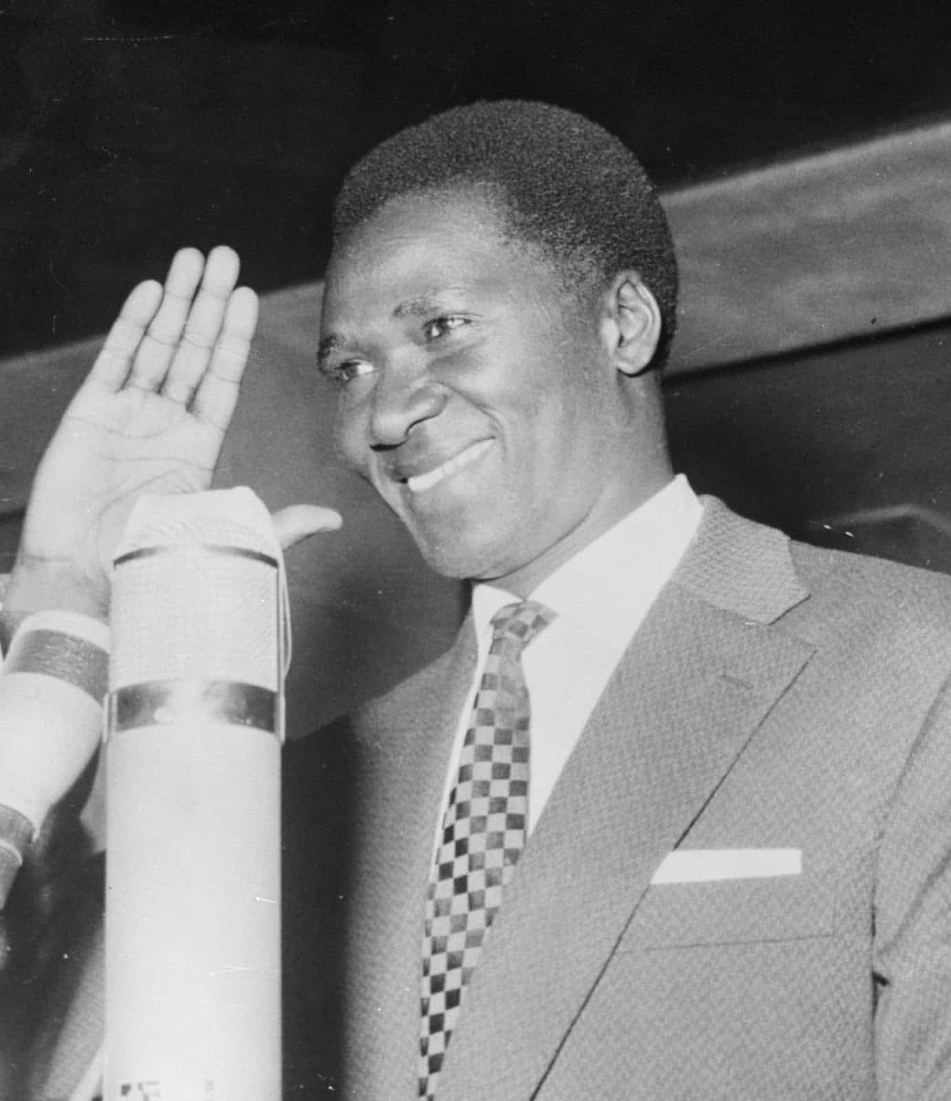 Ahmed Sékou Touré (1962) Unknown author | Dutch National Archives, The Hague, Fotocollectie Algemeen Nederlands Persbureau