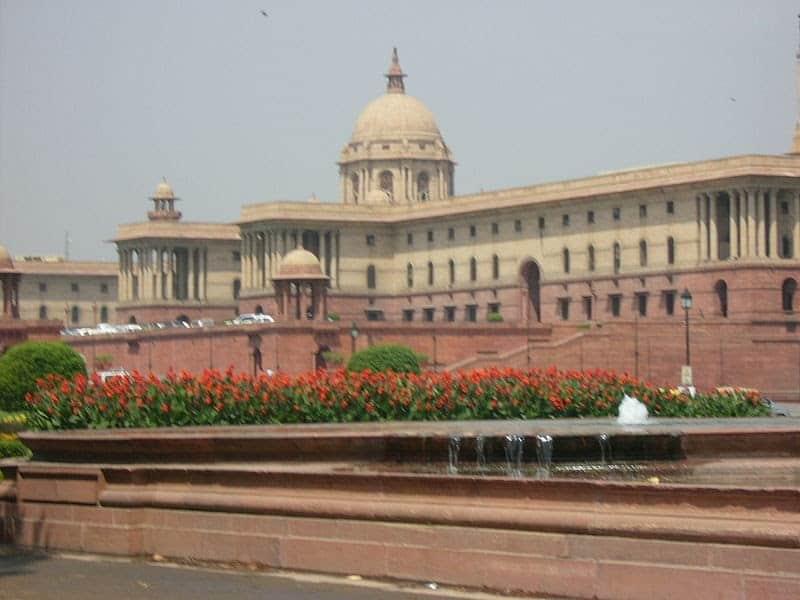 Indian Parliament Building Delhi India. Taken by Shahnoor Habib Munmun. Source: Wikimedia Commons