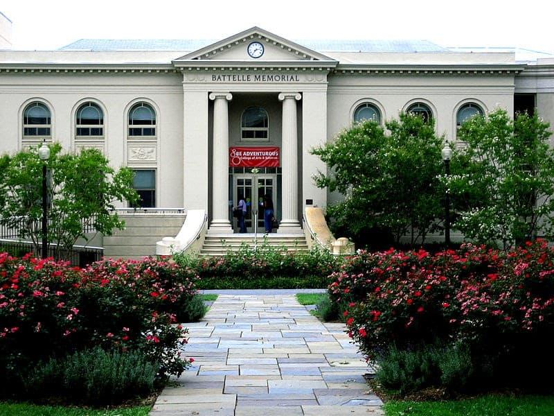 Battelle Tompkins Building at American University. Taken on September 4, 2006 by Senordesupremo. Source: Wikimedia Commons.