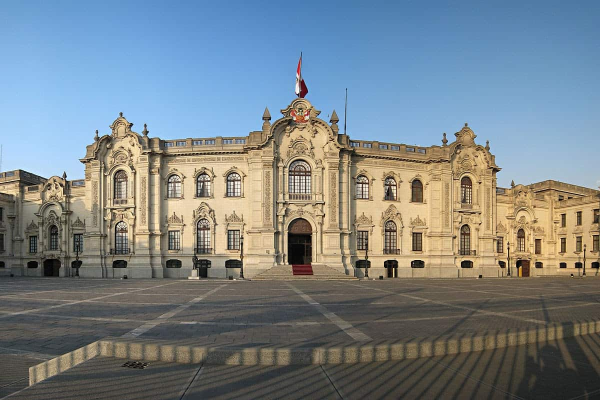 The Peruvian Executive Palace in Lima | Wikimedia Commons