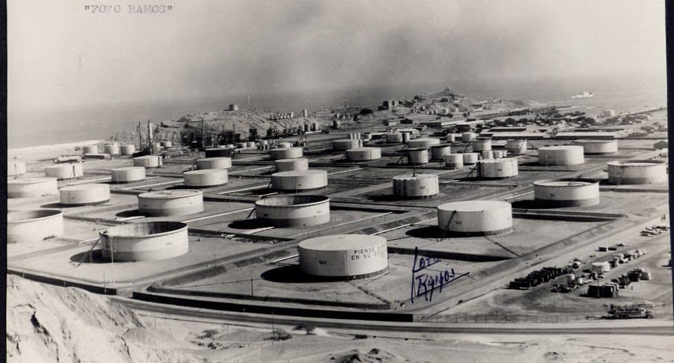 The Talara refinery | El Comercio