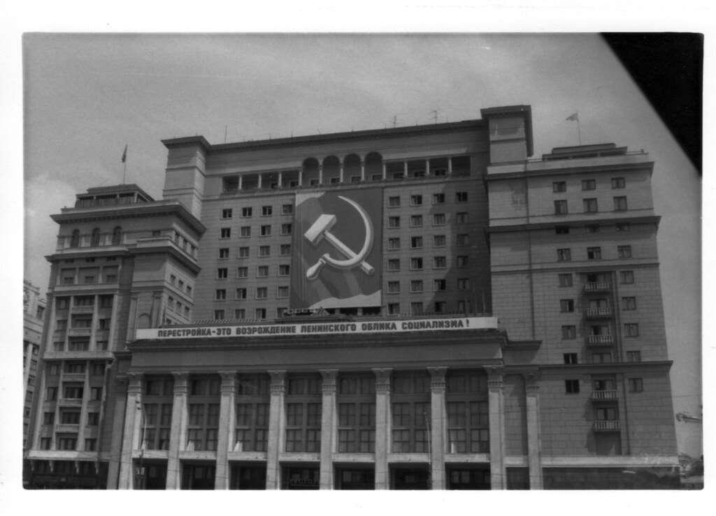 Soviet Union, 1988 (June 1988) Seth Morabito | flickr.com