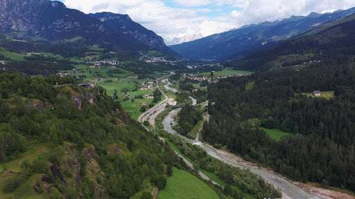 The Cavalese valley, where the tragedy took place. | Wikimedia Commons