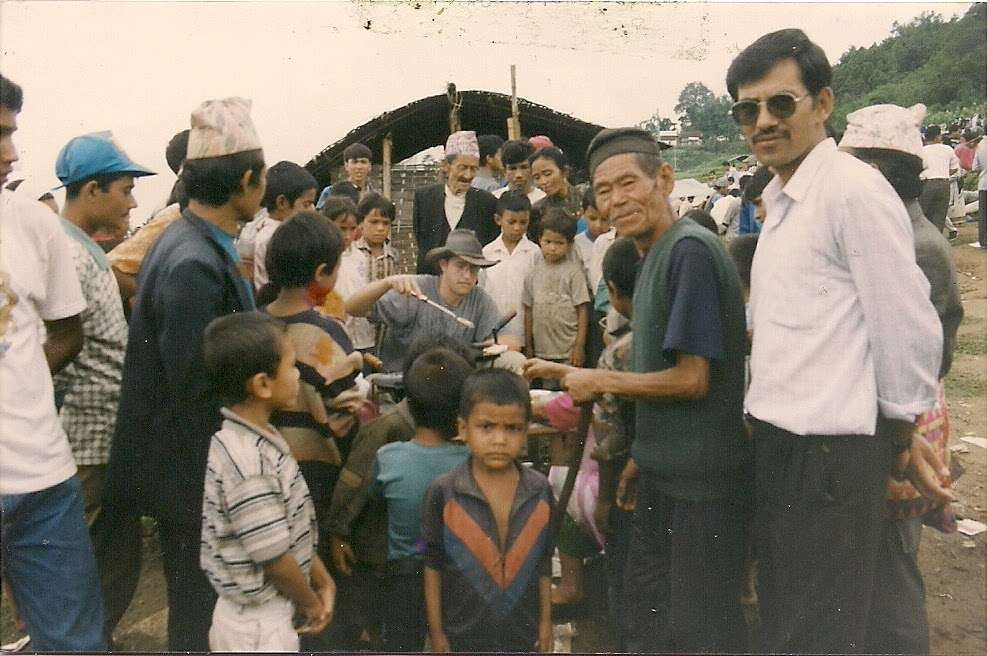 Nepal (1998) Romana Villasenor | Peace Corps