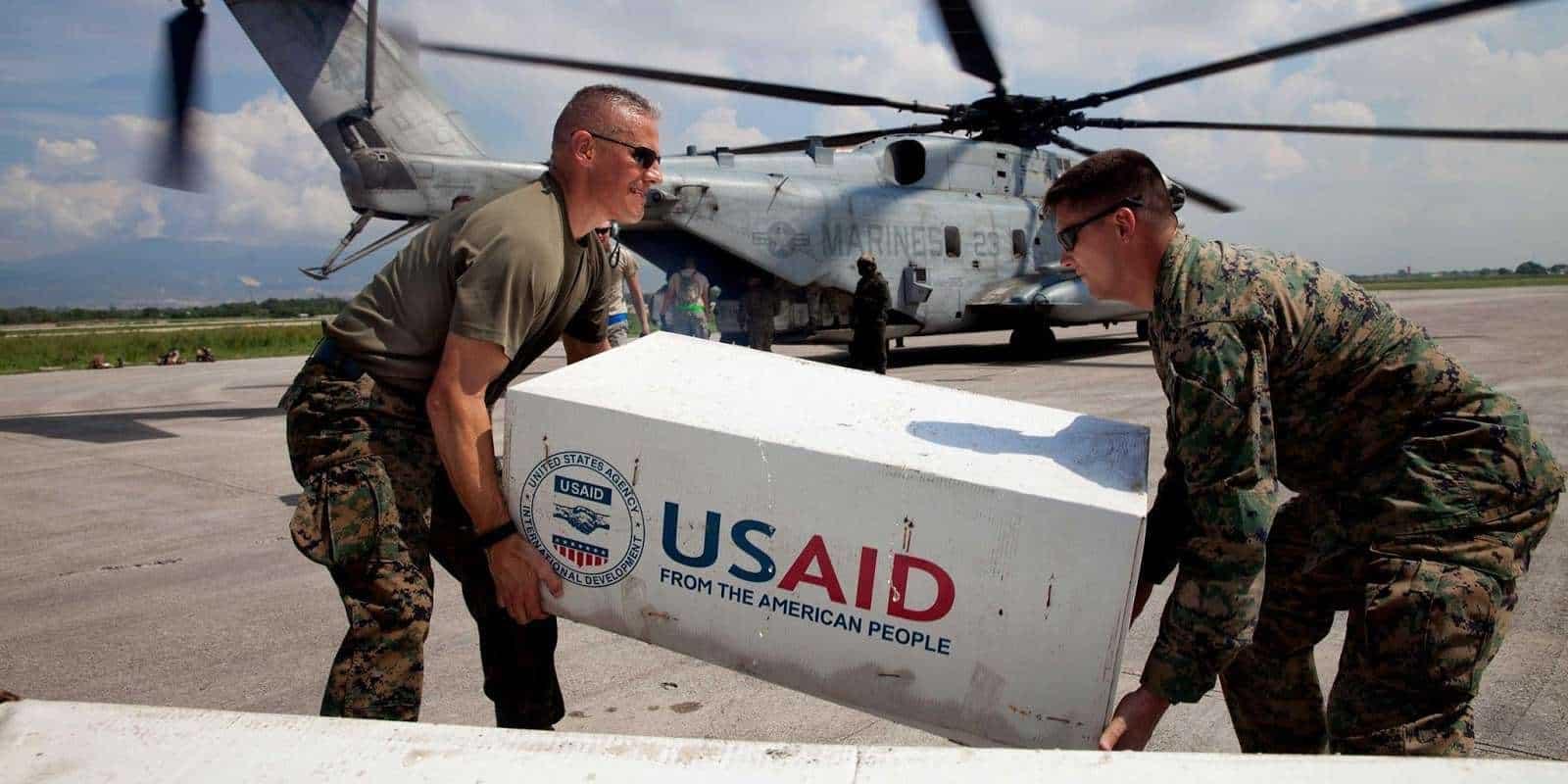 USAID DART (2016) U.S. Mission Haiti | U.S. Embassy