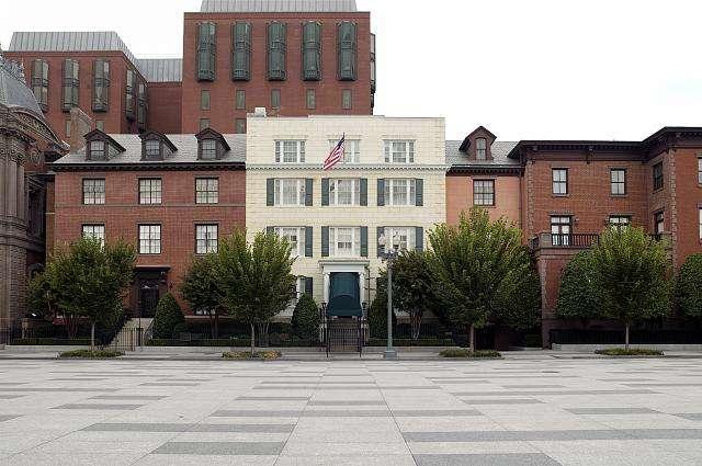 Blair House | GSA, Library of Congress