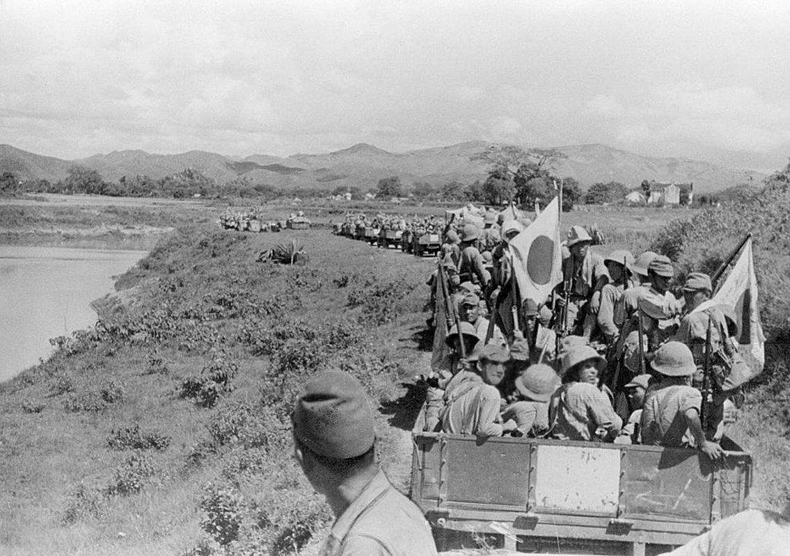Japanese Imperial Army soldiers advance to Lang Son, in September 1940 in French Indochina, 7 June 2015, commons.wikipedia.org